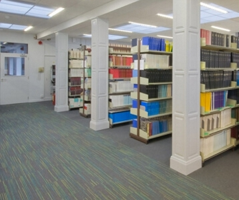 teagasc library with desso